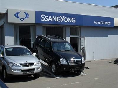 SsangYong снижает стоимость своих автомобилей для российского рынка