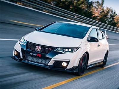Новой Honda Civic Type R не будет на российском рынке