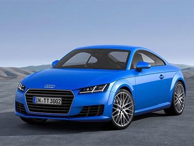 Обновленный Audi ТТ получит бюджетную версию