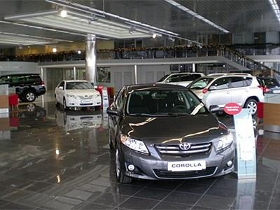 Три модели Toyota доступны со скидкой