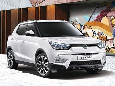 SsangYong запустит на российском рынке продажи нескольких новых моделей