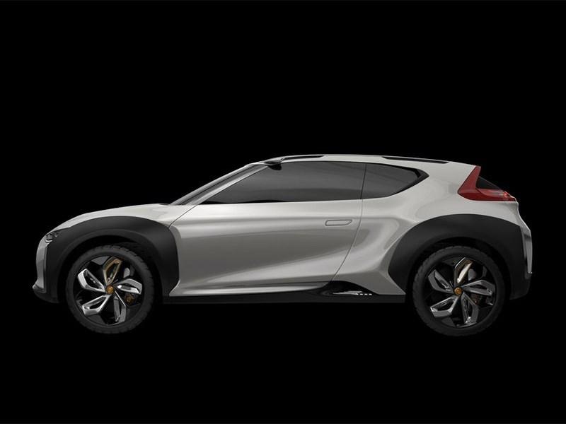 Hyundai Enduro Concept 2015 Маленький агрессор