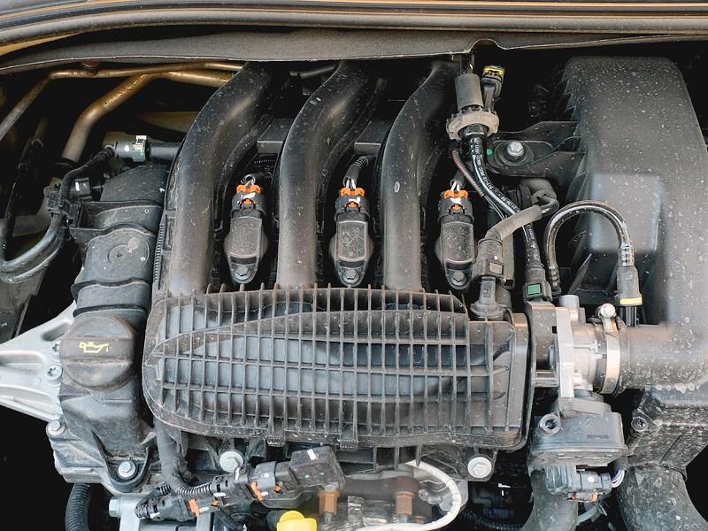 Peugeot 301 2013 двигатель