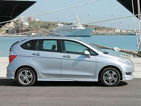 Honda FR-V 1.7 VTEC (FR-V 1.7 VTEC)