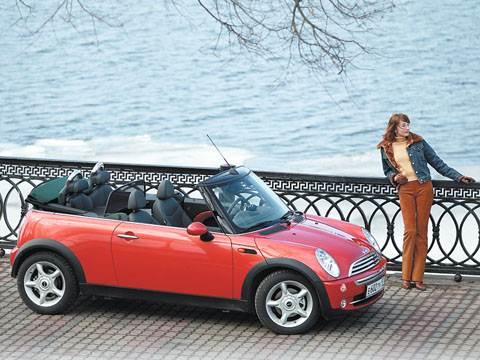 Пятнадцать мгновений весны (One Cabrio, Cooper Cabrio)