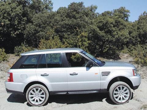 """Еще один """"Range Rover"""" (Sport 4.4)"""