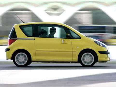 """""""Сезам"""" открывает двери (Peugeot 1007 1.4, 1.6)"""