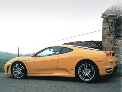 Ласковый и нежный зверь (Ferrari F430)