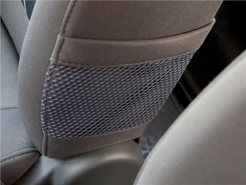 Ravon R2 2016 спинка переднего пассажирского сиденья