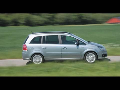 """Микроминивэн """"Opel"""": не революция, а эволюция (Zafira 1.9 СDTI, 1.9 CDTI, 2.0 Turbo)"""