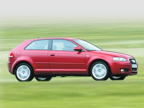 """""""Audi"""" выступает в новой роли (А3 2.0 Turbo FSI Quattro)"""