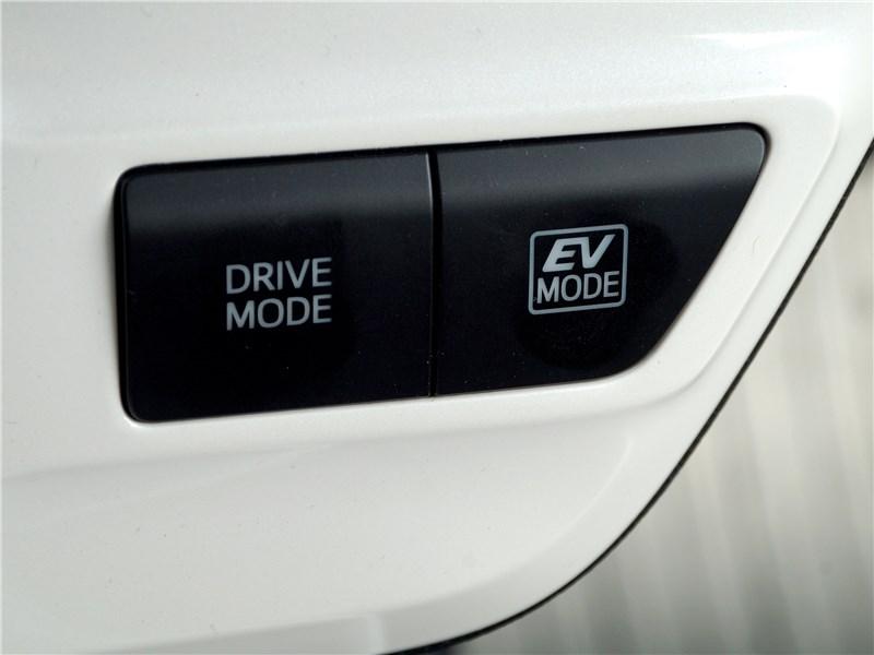 Toyota Prius 2016 кнопка DRIVE MODE