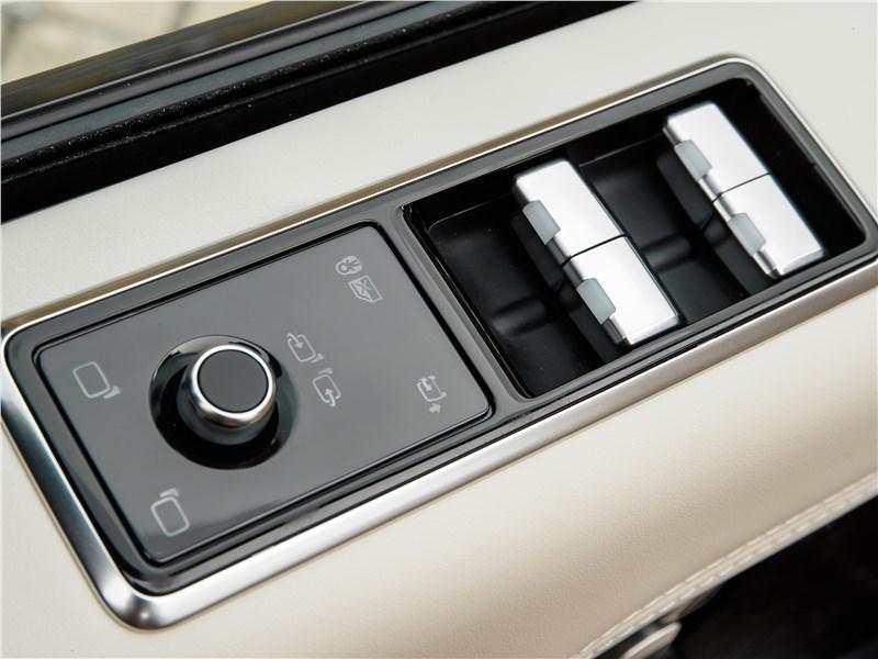 Land Rover Range Rover PHEV 2018 внутренней панели двери