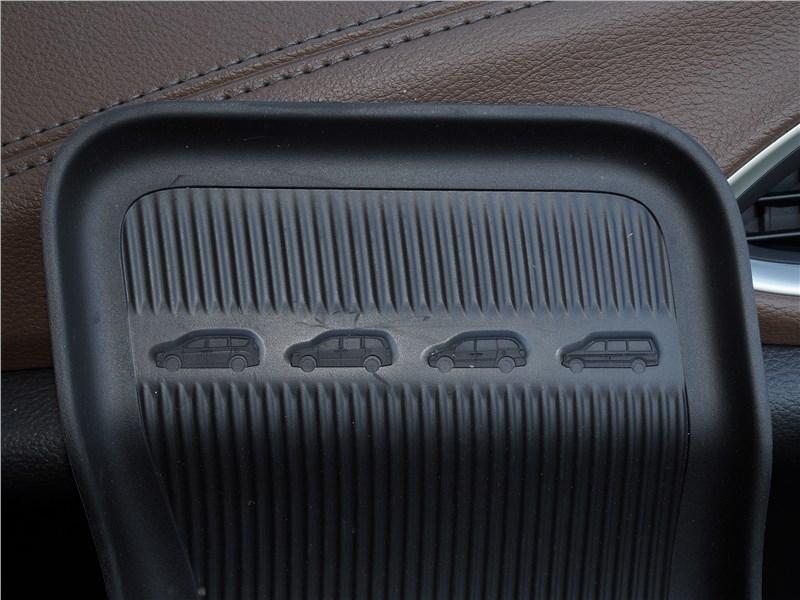 Chrysler Pacifica 2017 коврик