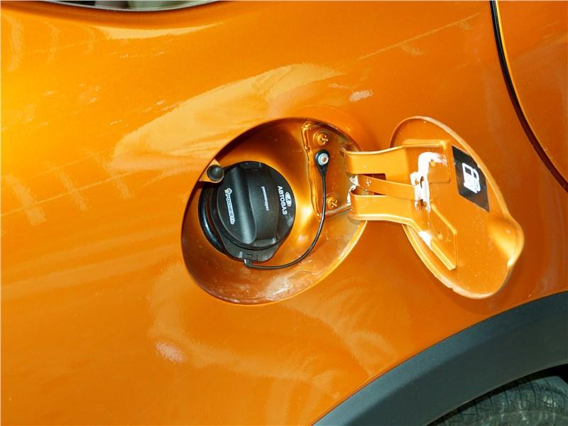 Lada Granta Cross 2019 крышка горловины топливного бака