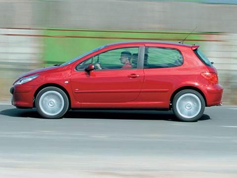 Peugeot 307, Peugeot 407
