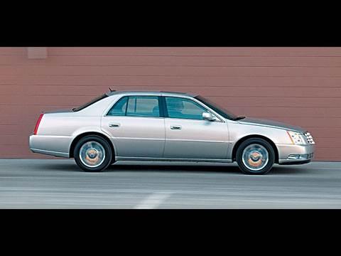 За рулем Настоящего Американского Автомобиля (DTS V8)