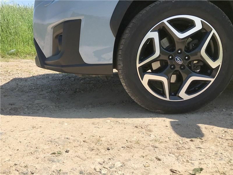Subaru XV 2018 передний свес