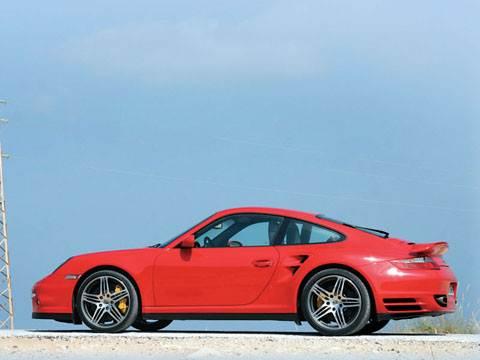 Турбофорсаж (911 Turbo)