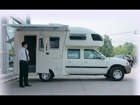 Гостиная в кузове пикапа (Motor-Home CC5025XLJ)