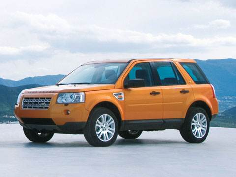 "Разносторонний ""Land Rover Freelander 2"" (Freelander 2 2.2 TD4; 3.2 i6)"