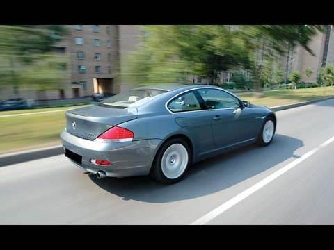 Престиж по специальной цене (630i Coupe)