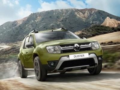 Скоро в России начнутся продажи обновленного Renault Duster