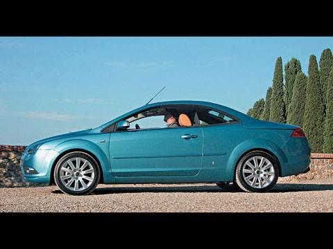 Вопрос престижа (Focus Coupe-Cabriolet 1.6; 2.0; 2.0 TDCi)