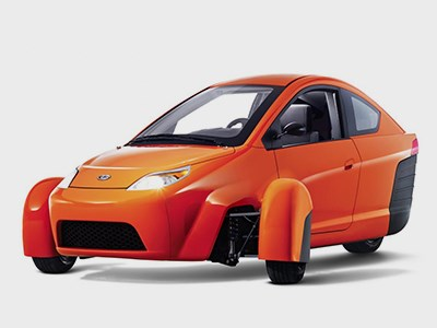 Elio Motors готовит к производству очередной трехколесный ситикар