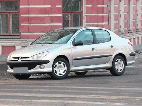 """""""206-й"""" стал седаном (206 Sedan 1,4 л ; 1,6 л)"""