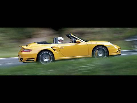 Форсаж без крыши (911 Turbo 3.6)