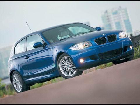 Новый кузов, новые опции (BMW 1 Series (2007))