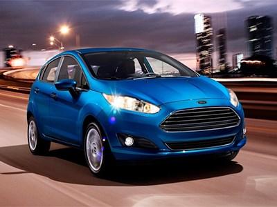 Ford Fiesta удерживает лидерство среди автомобилей своего класса на европейском рынке