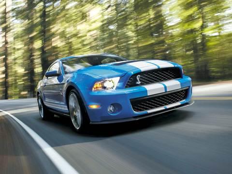 Средство от скуки (Shelby GT500)
