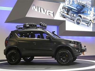 АвтоВАЗ планирует выпустить несколько специальных версий Chevrolet Niva