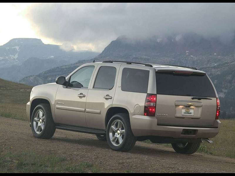Chevrolet Tahoe (2007-2011)