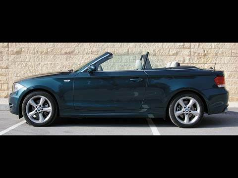 Открытие летнего сезона (BMW 1 Series Convertible)