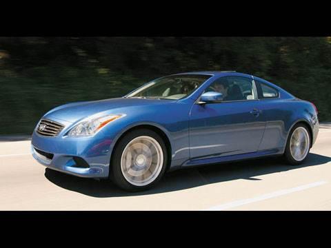 Что могут короли? (G37 Coupe 3.7)