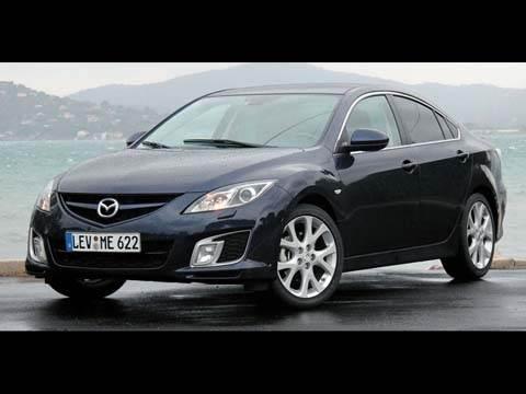 Вторая попытка (Mazda 6 1.8; 2.0; 2.5)