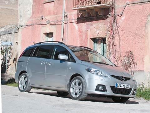 Тонкая огранка (Mazda 5 (2008))