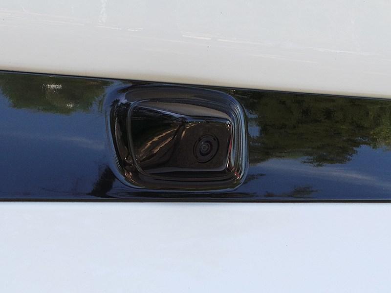 Kia Soul 2014 камера заднего вида