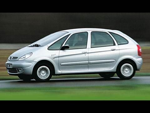 Обзор российского рынка микроминивэнов (Citroen Xsara Picasso, Opel Meriva, Hyundai Matrix, Volkswagen Touran, Ford C-Max, Opel Zafira, Renault Scenic)
