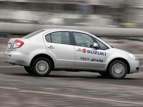 40 сантиметров (SX4 Sedan)