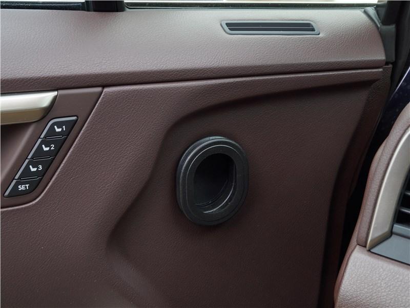 Lexus RX 350L 2018 дверь