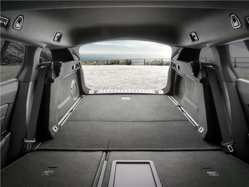 Peugeot 508 SW 2019 багажное отделение