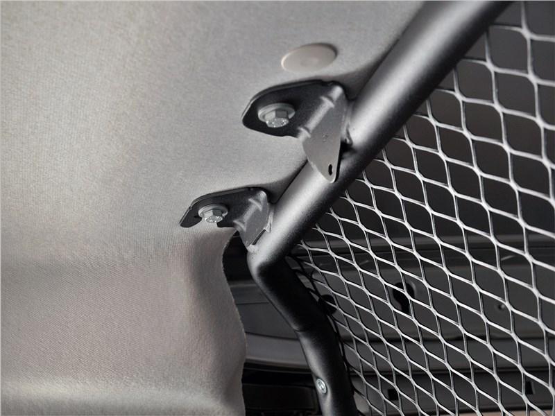 Peugeot Partner Tepee (2016) сетка