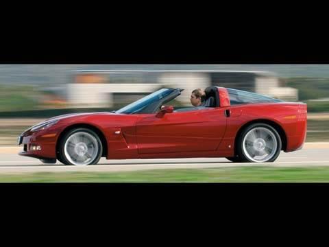 Сила есть.. (Corvette C6)
