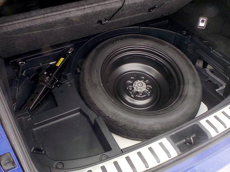 Lexus NX 2014 запаска-«докатка»