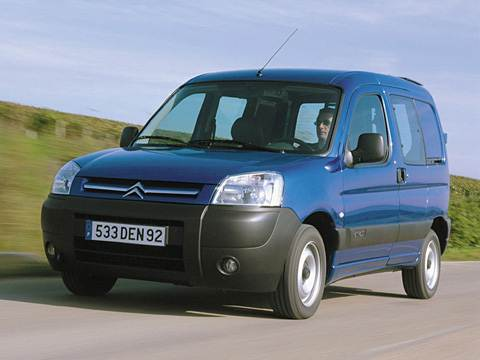 Opel Combo Tour, Ford Tourneo Connect, Volkswagen Caddy, Renault Kangoo, Citroen Berlingo, Fiat Doblo , Peugeot Partner, Skoda Roomster