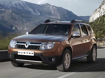 Renault Duster остается самым популярным в России автомобилем SUV-сегмента